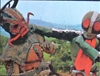 仮面ライダーカード 56番 仮面ライダー 裏25局 旧ゴシック版 N版